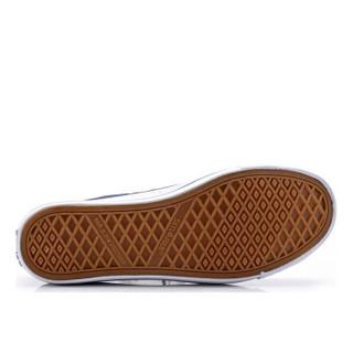Semir 森马 2122207 男士低帮帆布鞋 深蓝 42