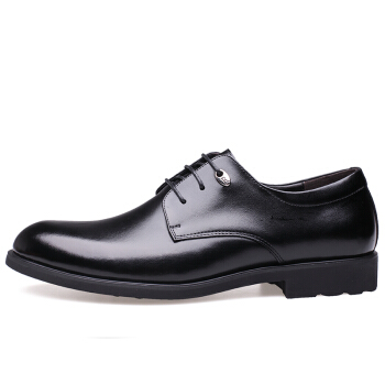 CARTELO 511 男士商务正装皮鞋 黑色 42