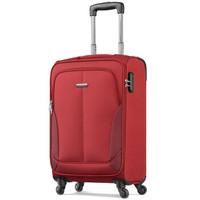 美旅AmericanTourister拉杆箱 商务超值软箱万向轮行李箱男女多功能收纳旅行登机箱 20英寸密码锁TF2红色 *5件