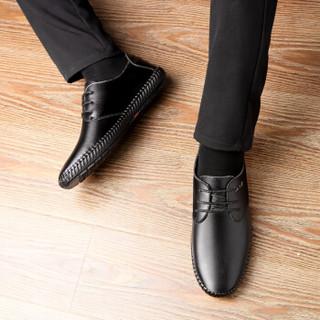 CARTELO 7001 男士商务休闲皮鞋