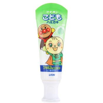 LION 狮王 面包超人儿童牙膏 蜜瓜味 40g*3