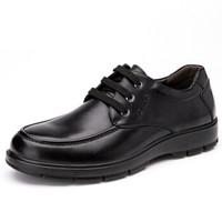AOKANG 奥康 153311076 男士商务休闲皮鞋 *3件