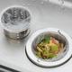 匠丽生活 厨房水槽过滤网 100只装 7.9元包邮(需用券)