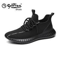 goldlion 金利来 537820263APQ 男士休闲鞋户外鞋