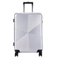 Diplomat 外交官 TC-6112 万向轮行李箱 银色 20英寸