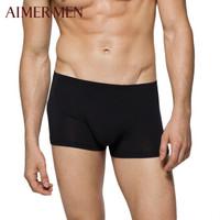 AIMER MEN 爱慕先生 NS23S91 男士中腰平角内裤