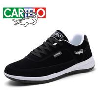 CARTELO KDL819 男士户外运动鞋 黑色 39