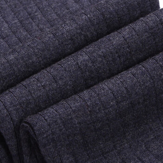 恒源祥 K127459 男士双层加厚羊毛裤