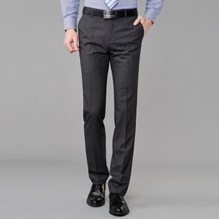 FIRS 杉杉 SNZK71019-9 男士修身西裤 灰色薄款 96