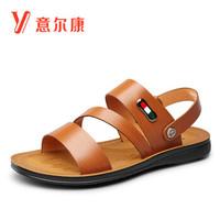 YEARCON 意尔康 7342ZS97002W 男士沙滩凉鞋