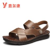YEARCON 意尔康 8342AS75312W 男士沙滩凉鞋