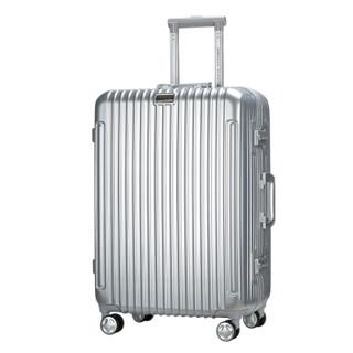 AMERICAN TOURISTER 美旅 BH4 商务飞机轮拉杆箱 银色 28英寸