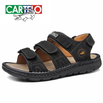 CARTELO KDLBCS11 男士沙滩凉鞋