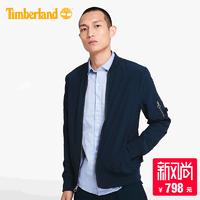 Timberland/添柏岚男装18春夏新款可收纳飞行夹克|A1LW4