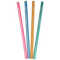 SUNWOOD 三木 5711 六角杆铅笔 (2--12支、彩色六角杆、HB)