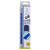 中华铅笔 6090 HB铅笔 (黑色、木质、2--12支)