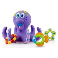 Nuby 努比 章鱼圈圈乐 洗澡沐浴戏水套圈玩具