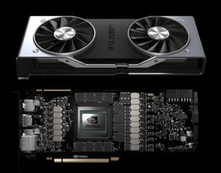 NVIDIA 英伟达 GeForce RTX 2080 Ti Founders Edition 显卡(1350-1635MHz)
