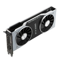 历史低价: NVIDIA 英伟达 GeForce RTX 2080 Founders Edition 显卡(1515-1800MHz)