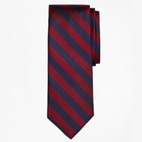 Brooks Brothers MA02079 男士斜条纹领带