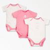 mothercare 婴儿连体衣 3件装
