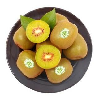 爱奇果 红心猕猴桃 单果70-90g 12个 *2件