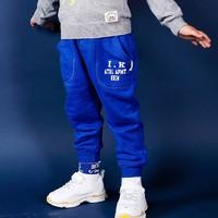 I.K 印象童年 儿童运动裤子 (宝蓝色、90cm)