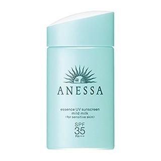 ANESSA 安热沙 温和蓝色防晒乳液 SPF35 (60ml)