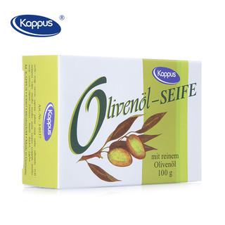 Kappus 吉百事 橄榄油洁肤皂 100g