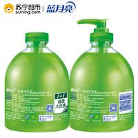 蓝月亮 洗手液芦荟抑菌500g瓶+500g瓶补优惠组合装 *6件