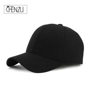初荷 TRUE HER 帽子男女棒球帽韩版潮鸭舌帽户外运动嘻哈帽时尚情侣遮阳帽 经典款白色