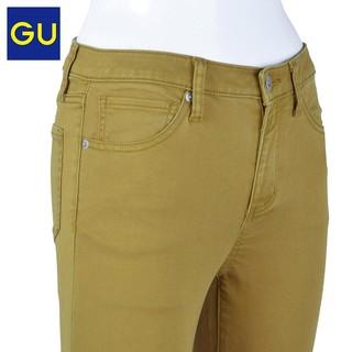 GU 极优 290963 女士牛仔裤