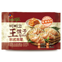 bibigo 必品阁 王饺子 韩式泡菜味 490g *6件