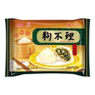 狗不理 手工包子 (12个 420g、猪肉野菜口味)