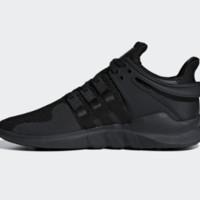 adidas 阿迪达斯 Originals EQT Support ADV 中性休闲运动鞋 D96771 黑色 41