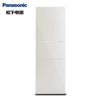 Panasonic 松下  NR-C240GM-XW 237升 三门 冰箱