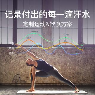 有品(PICOOC)Mini Plus智能体脂秤 29项身体数据 家用体重秤 脂肪秤 WIFI连接 健康减肥方案 电子秤称