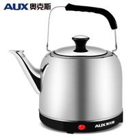 AUX 奥克斯 奥克斯(AUX) 电热水壶 304不锈钢烧水壶