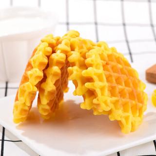 Danco 丹夫 格乐华夫饼 (120g 、黄油味)