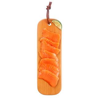 美威 冷冻智利三文鱼切片刺身(大西洋鲑)100g *5件