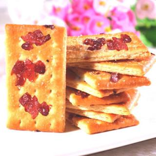 Totaste 土斯 夹层饼干 (360g、蔓越莓味)