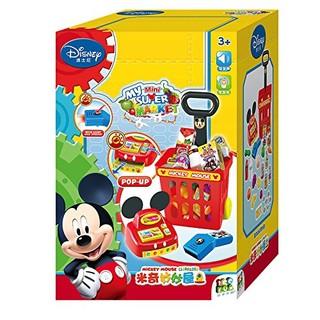 Disney 迪士尼 DS-1891 儿童迷你购物车套装 203x300x163mm