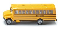 SIKU SKUC1319 车模--美国校车 9.8 x 5.4 x 7.8 cm