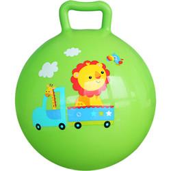 Fisher-Price 费雪 F0601H2 宝宝摇摇球(绿色 赠送打气筒) 10寸 *3件