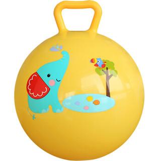 Fisher-Price 费雪 F0601H2 宝宝摇摇球(绿色 赠送打气筒) 10寸