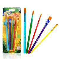 Crayola 绘儿乐 05-3506 画刷 5支 *8件