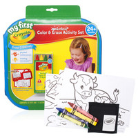 Crayola 绘儿乐 81-1318 儿童绘画工具套装