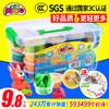 美阳阳 超轻粘土24色盒子套装 9.5元