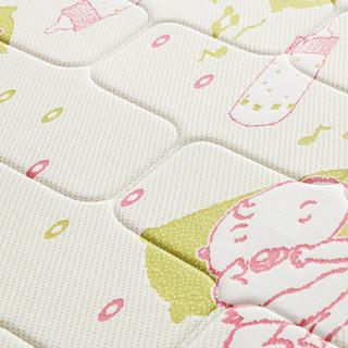 喜临门儿童床垫天然椰棕床垫3D全棕垫 心梦奇缘 1500*1900*60
