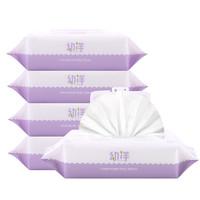 幼洋 婴儿手口湿巾 (80抽、5包装)